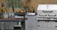 Outdoor Kitchen Gallery | Manhattan Beach, CA | Kalamazoo Outdoor Gourmet