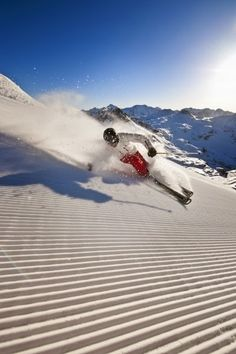 Ride the slopes
