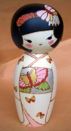 Kokeshi Doll  : )