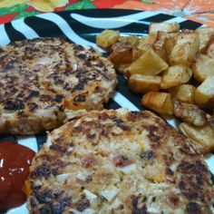 Hamburger de Palmito