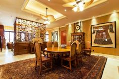 Beautifully Done. -  #DiningRoom - www.IrvineHomeBlog.com Contact me for any Q/A about the Real Estate Market, Schools, Communities around Irvine, California. Relocation & Lease Specialist.
