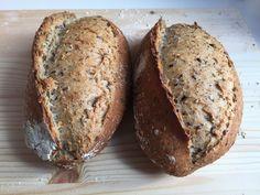 Lekker brood met veel zaden.
