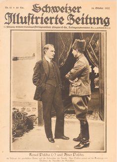 Avrupa basınında 'Büyük Zafer' geniş yer bulmuştu. Türk ordusunun İzmir'e girmesi sonrası Avrupa'da yayımlanan tüm gazeteler, Büyük Türk zaferine geniş yer ayırmıştı. Öyle k…