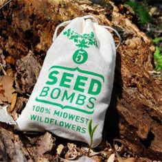 (DIY) Seed bomb: le cadeau d'invité éco-militant MG Evénements Ile de Ré