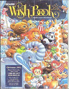 2002 Sears Christmas catalog