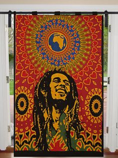 Mandala Boho Bob Marley Cotton Indian Curtains Twin Handmade Window Door Cover Tapestry Hippie Single Room Divider Valances Coverlet Bedding, Cotton Bedding, Cotton Fabric, Bohemian Quilt, Bohemian Bedding, Indian Curtains, Mandala Curtains, Quilted Throw Blanket, Quilt Sizes