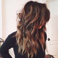 Layered With Highlights