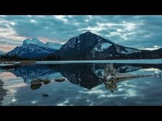 One way to create HDR in Photoshop CS6, using camera raw data for a more natural finish - YouTube