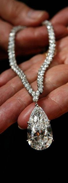 38 carat diamond necklace