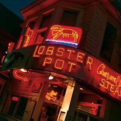Lobster Pot, Provincetown.
