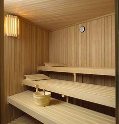 Saunas, Sauna Seca, Sauna Room, Steam Room, Sweat It Out, Jacuzzi, Entryway, Villa, Shelves
