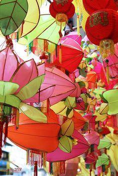 Mid-Autumn Festival Lanterns Photo by: Ngpfjoyce