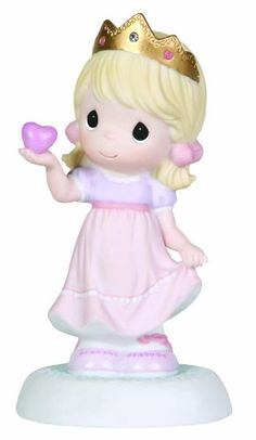 "Precious Moments Figurine, ""My Little Princess"" -"