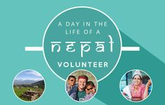 An insight into a volunteering day in Nepal! I get asked quite a lot about what I actually did, so here it is   #tavelblogger   #travel   #nepal   #volunteer   #wanderlust