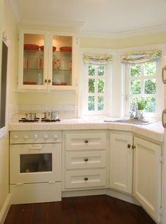 Delicious small kitchen !