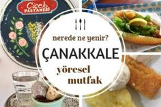 çanakkale'de ne yenir Iftar, Food And Drink, Turkey, Appetizers, Cheese, Diet, Baking, Herbs, Recipes With Rice