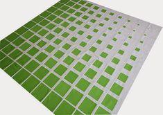 Geta's Quilting Studio: Geometric Gradation Quilt