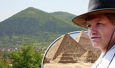 The Pyramid Hills and Other Wayside Discoveries by Thomas Nolf