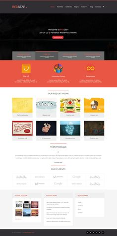 Fresh Collection of Responsive Design WordPress Themes | WordPress | InspirationMart.com