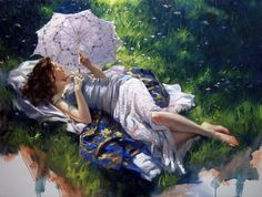 "Richard S. Johnson, ""Secret Garden"""
