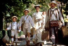 le chateau de ma mere... love, love, love this film (along with la gloire de mon pere) | marcel pagnol | #marcelpagnol