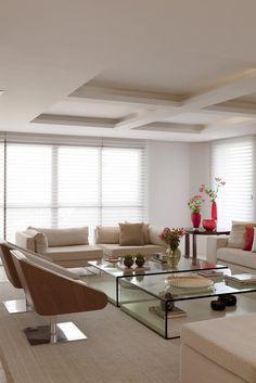 Apartamento Residencial por Marcelo Rosset Arquitetura