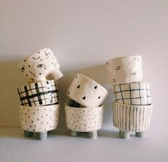 Dreaming of Katia carletti ceramics