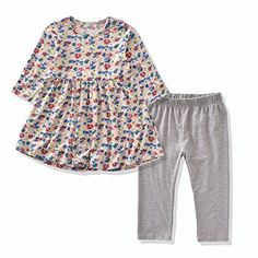 Ferenyi Baby Girls Clothes Suit Cartoon Girl Long-sleeved Dress With Pants Sets FERENYI, http://www.amazon.com/dp/B06ZYS7WRH/ref=cm_sw_r_pi_dp_x_aVIozbK3HVAMQ