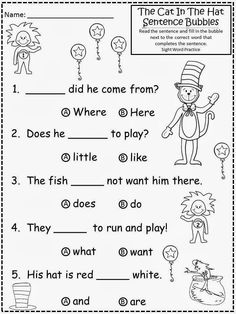 Free printable dr seuss worksheets rhyming worksheets kindergarten day education kindergarten school and literacy ideas dr . Dr. Seuss, Dr Seuss Week, Sight Word Practice, Sight Words, Dr Seuss Activities, Sequencing Activities, Writing Activities, Rhyming Worksheet, Dr Seuss Crafts