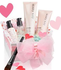 Be my Mary Kay valentine!?! www.marykay.com/jenmurphey