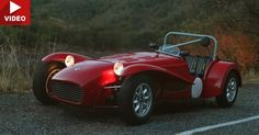 The Original Lotus Super Seven Is To Blame For You Wanting A Caterham So Badly #Caterham #Classics