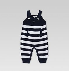 knitted overalls!