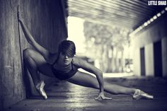 Beautiful ballerina photo 500px