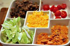 South Beach Diet - Phase 1 Friendly Taco Salad