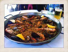 paella!  i wanna go back to Spain soooo bad.  :/