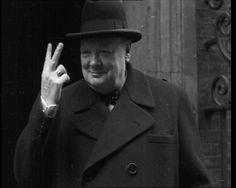 Churchill on his birthday in 1942. Watch the newsreel: http://www.britishpathe.com/video/churchill-on-his-birthday/