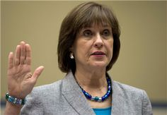 Scandal: The Justice Department says Lois Lerner, who used her IRS office to target the Tea Party, didn't waive her Fifth Amendment rights before Congress and won't be prosecuted for contempt over her missing emails.