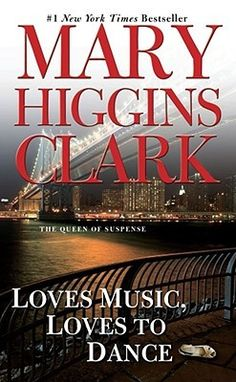 This was the second Mary Higgins Clark book I read and it scared me so much, one of her more creepy books.