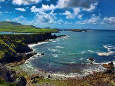 Beara - Kenmare Bay. Ireland
