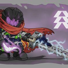 Destiny TTK Nightstalker