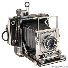 Graflex Camera | Camera featured in these collections: Tom O'Neill HWCollectables ...