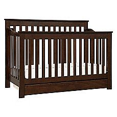 Convertible Crib Cribs And Toddler Bed On Pinterest