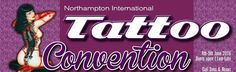 Northampton Convention internationale de tatouage   04 - 06 Juin 2016
