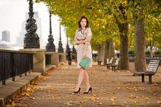 Capulet London Alison iPad Clutch