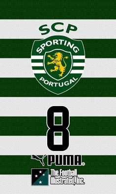 Sporting Club de Portugal of Lisbon wallpaper. Sport Volleyball, Sport Basketball, Portugal Football Team, Yoga Fitness, Football Wallpaper, Sports Clubs, Football Players, Life, Converse