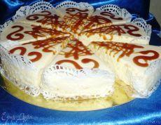 Лимонный шифоновый торт-суфле | Официальный сайт кулинарных рецептов Юлии Высоцкой