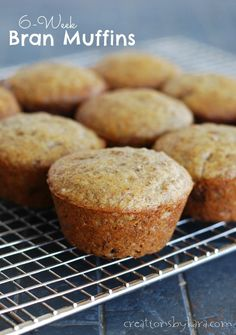 Yummy Bran Muffins on MyRecipeMagic.com