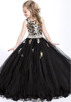 ACE Big Girls Pageant Halter Tiered Ruffled Skirt Pageant Ball Gown Princess Dress Size 10 ACE http://www.amazon.com/dp/B00XZUP3ZO/ref=cm_sw_r_pi_dp_tKNqwb001DKY2