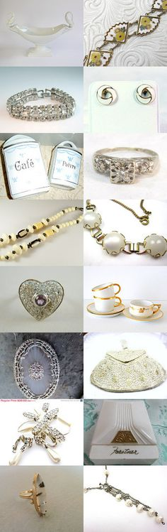 A WORK OF ART DECO by Anat on Etsy, www.PeriodElegance.etsy.com