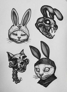 Cats black art drawings 26 Best Ideas Cats black art drawings 26 Be. Cats black art d Creepy Drawings, Dark Drawings, Creepy Art, Cool Drawings, Tattoo Drawings, Body Art Tattoos, Creepy Paintings, Skull Drawings, Sketch Tattoo